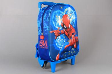 Раница на колела SPIDER-MAN - 3D