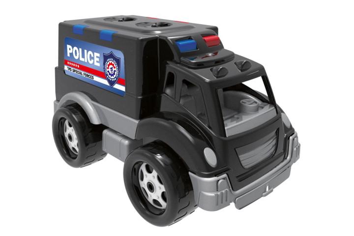 Джип POLICE-32 см.
