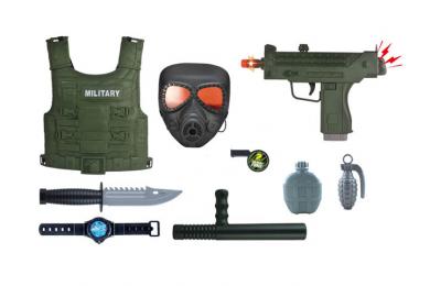 Военен комплект