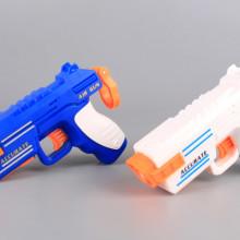Въздушна мишена и два пистолета