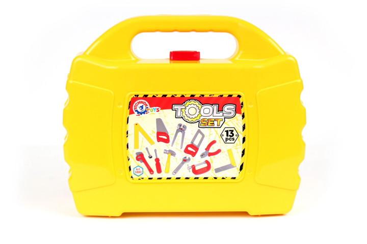 Куфар с инструменти-13 ел.