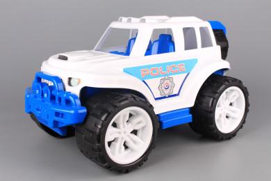 Джип POLICE - 36 см.