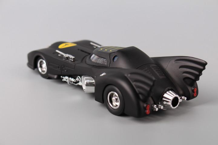 Метална кола с отварящ се таван-Pull Back