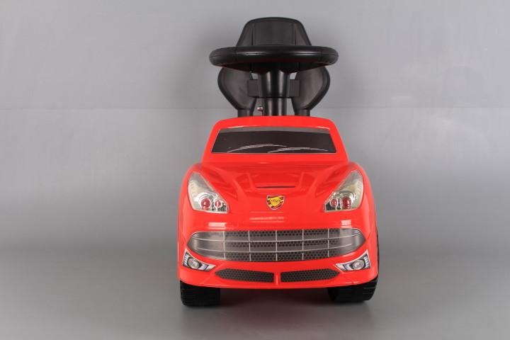 Музикален кракомобил със светещи фарове