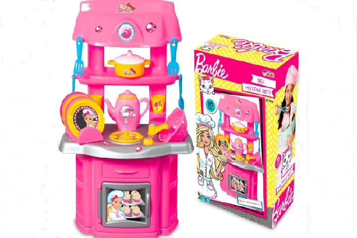 Кухня Barbie-16 ел.