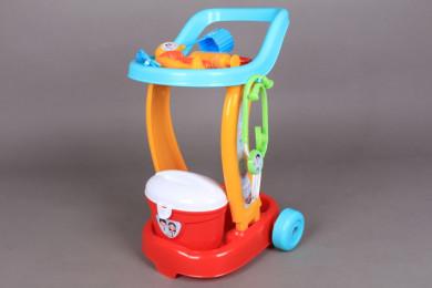 Докторска количка Candy & Ken