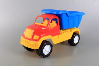 Камионче за пясък