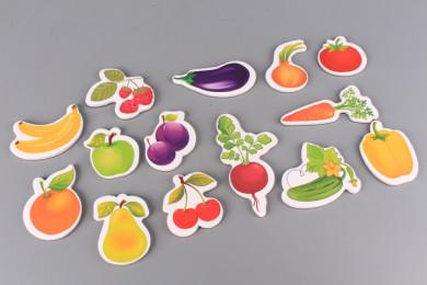 Магнити - Плод и зеленчук