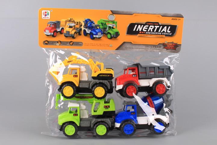 Строителни машини - инерционни - 4 бр.