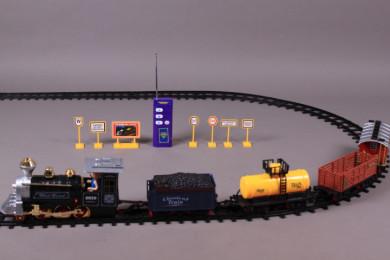 Влак радиоуправляем с релсов път 424 см