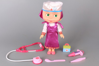 Кукла лекарка