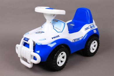Кракомобил Полицейски джип с клаксон