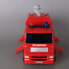 Пожарна кола пръскаща вода-фрикционна