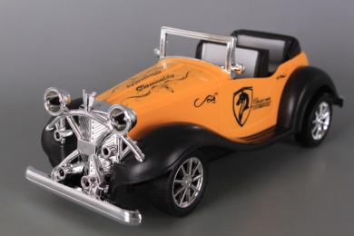 Ретро кола-фрикционна-28 см.