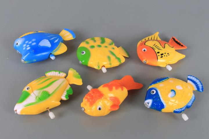 К-т Риболов-светеща, музикална въдица и механични рибки
