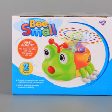 Пчеличка с 4D светлинни ефекти