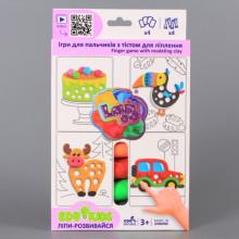 Креативен комплект с пластилин