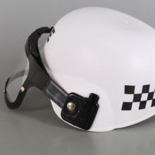 Полицейски комплект с пушка, шлем и аксесоари