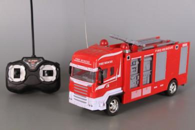 Радиоуправляема пожарна кола