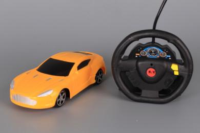 Кола радиоуправляема