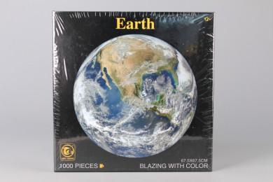Пъзел Earth - 1000 ел.