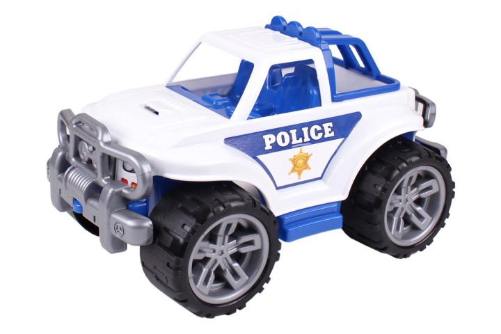Джип POLICE-35 см.