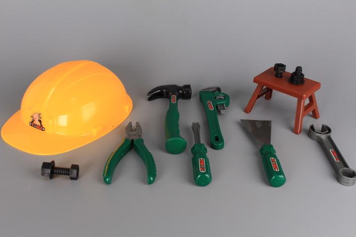 Комплект Каска и инструменти