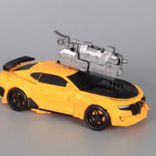 Трансформер робот-кола