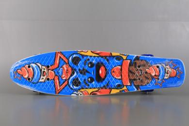 Скейтборд-55 см
