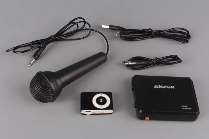 Йоника с микрофон и MP3 - 72 см.