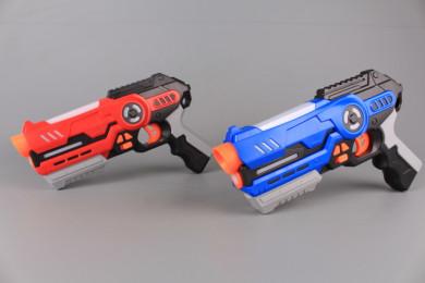 Комплект интерактивни лазерни пистолети