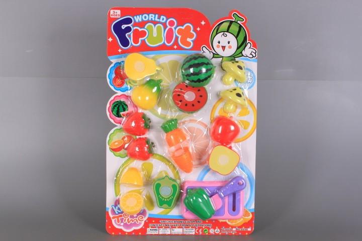 К-т Плодове и зеленчуци за рязане