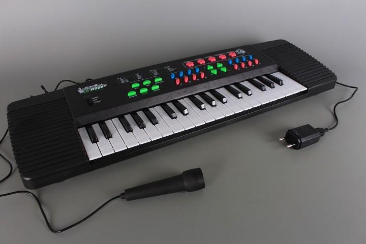 Йоника с микрофон, адаптер, USB порт и радио-60 см