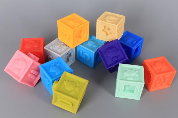 Гумени кубчета