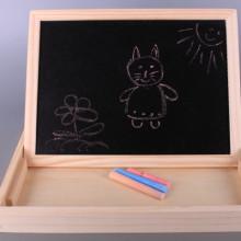 Дървена кутия/дъска с магнитен пъзел