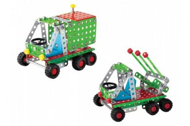 Метален конструктор Военен транспорт