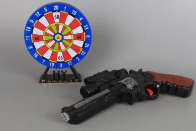 К-т Пистолет и мишена