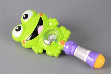 Дрънкалка със звукови и светлинни ефекти