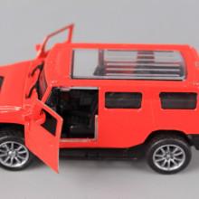 Джип метален с отваряеми врати