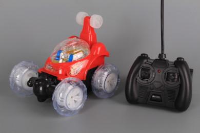 Радиоуправляема кола Каскадьор със зареждащи се батерии