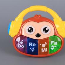 Маймунка-светеща, музикална