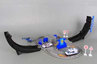 К-т Полицейски куфар-писта