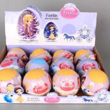 Кукла принцеса в топка