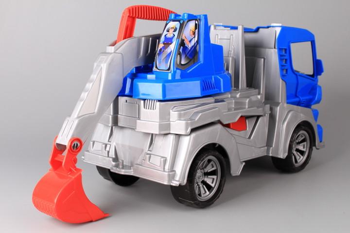 Камион багер-50 см.