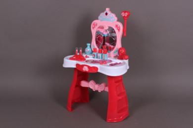 Тоалетка с вълшебна пръчица и магическо светещо огледало
