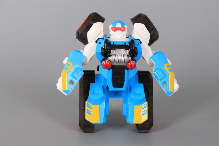 Трансформер робот / ATV