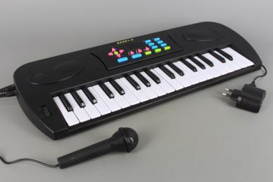 Йоника с микрофон, адаптер и електронен дисплей-50 см