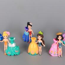 Кукли-принцеси с рокли