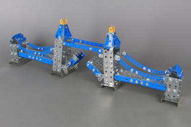 Метален конструктор Подемен мост
