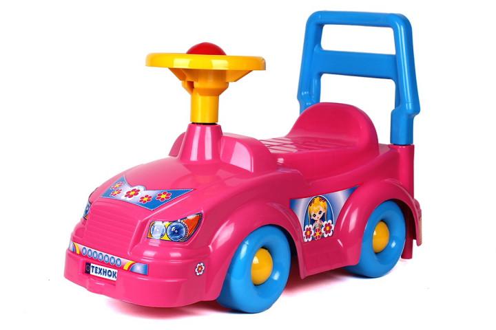 Кракомобил с клаксон-55 см.